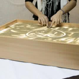 Планшет стол для рисования песком 50х70 см