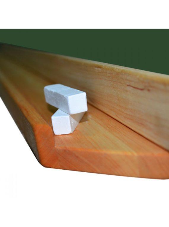 ШКІЛЬНА ДОШКА В дерев'яному профілю КЛАСІК, 100х120 СМ