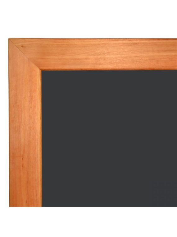 Школьная доска в деревьяном профиле КЛАСИК, 150х100 СМ фото 53987