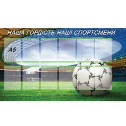 Спортивные стенды и плакаты