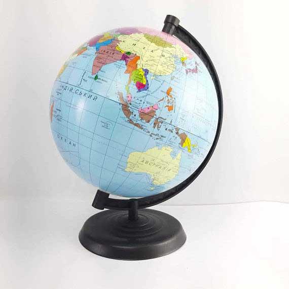 Глобус политический фото 49163