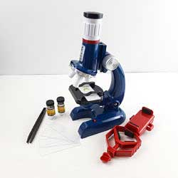 Микроскоп ученический