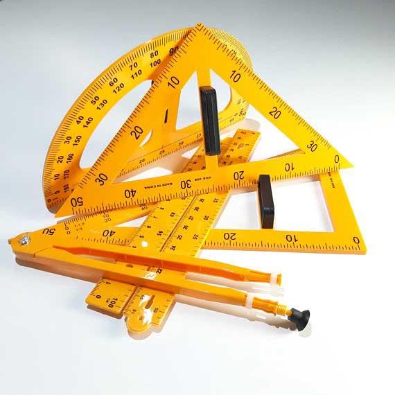 Демонстрационный комплект измерительных приборов фото 49181