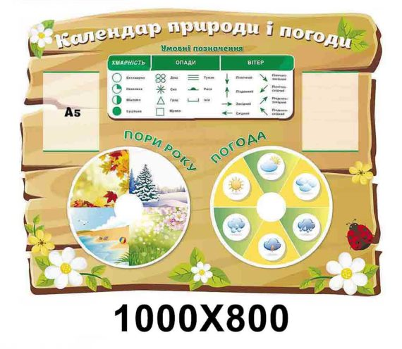 Календарь погоды Нуш ХК 8001 фото 50802
