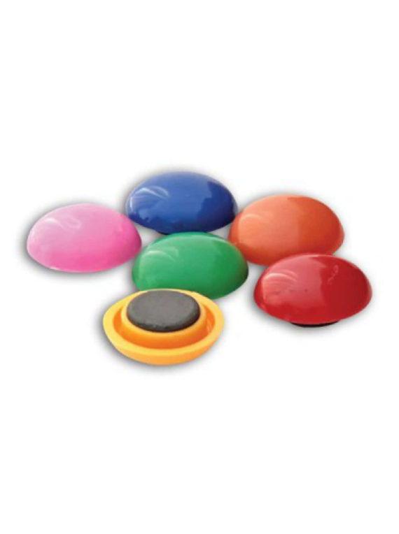 Магниты разноцветные фото 49465