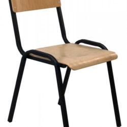 Стіл учнівський одномісний регульований з вирізом під учня + полиця фото 51894