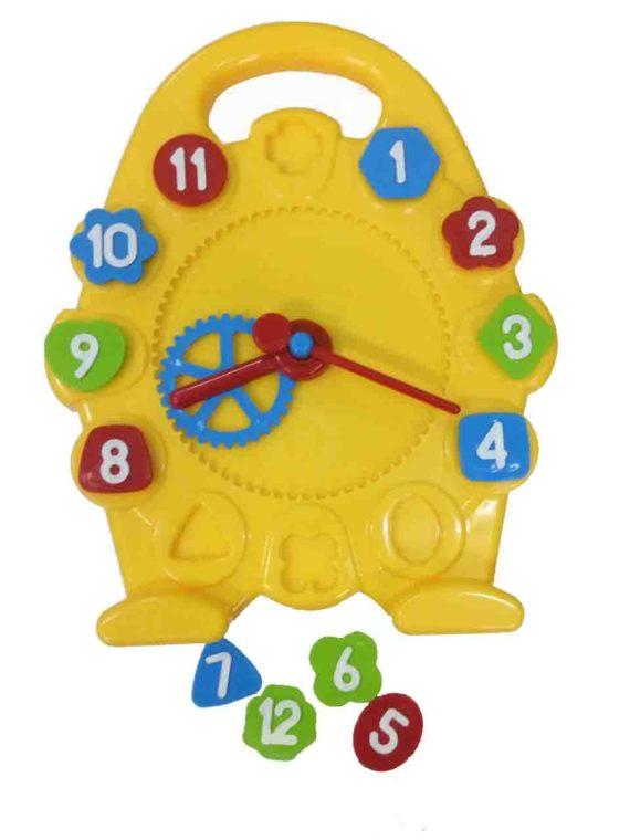 Модель механических часов (раздаточная)