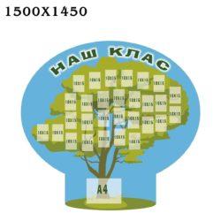 "Стенд ""Наш класс для Нуш"" фото 50647"