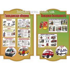 Гражданская оборона и пожарная безопасность