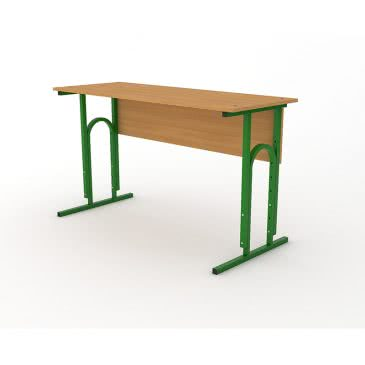 Стол ученический регулируемый по высоте (без полки)