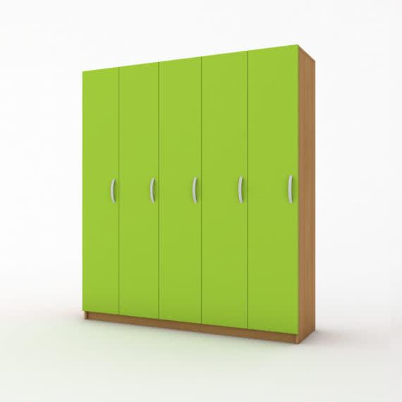 Шкаф для одежды 5 секций фото 46617