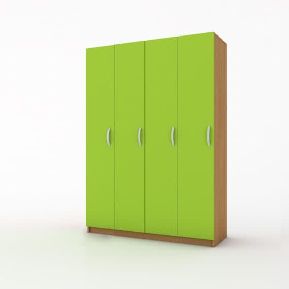 Шкаф для одежды 4 секции фото 46586