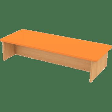 Лавка для сидения двусторонняя