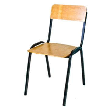 Стул «Школьник-П» 4,5,6 рост (прямая фанера)
