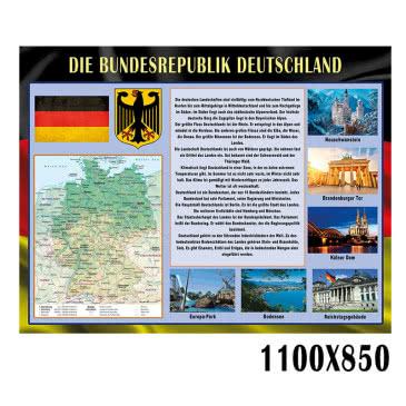 Стенд «Немецкий язык»
