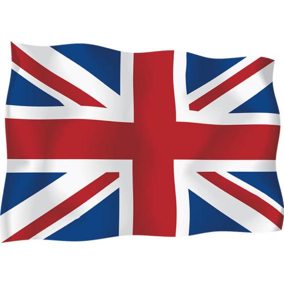 Стенд флаг Англии фото 41052