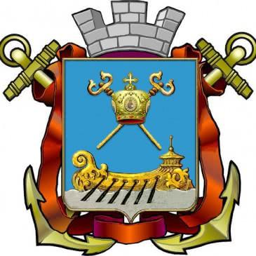 Стенд герб Николаева