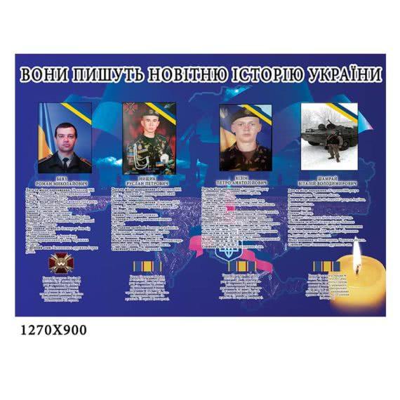Они пишут новую историю Украины фото 39790