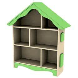 Шкаф для раздевалки в садик с лавкой трехсекционный фото 46693