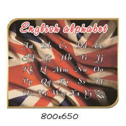 Магнітний календар (мова англійська) фото 53268
