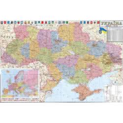 """Магнитная карта-пазл """"Путешествуем Украиной"""" фото 40721"""